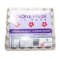 Cackle Fresh Egg Farm Grade A Large Eggs (5 dozen)