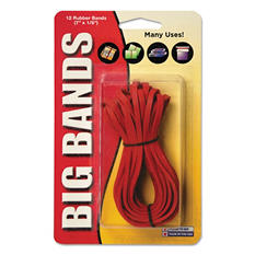 Alliance - Big Rubber Bands, 7 x 1/8 - 12/Pack