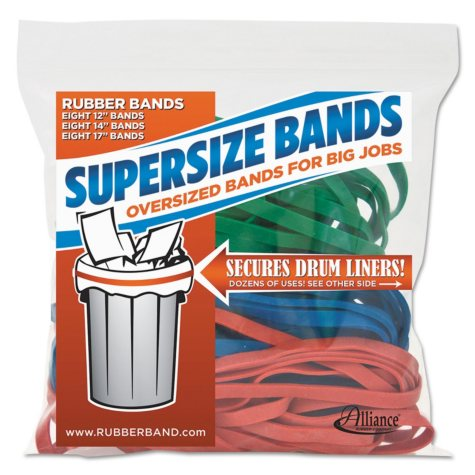 Alliance SuperSize Rubber Bands
