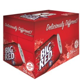 Big Red Soda (12oz / 36pk)
