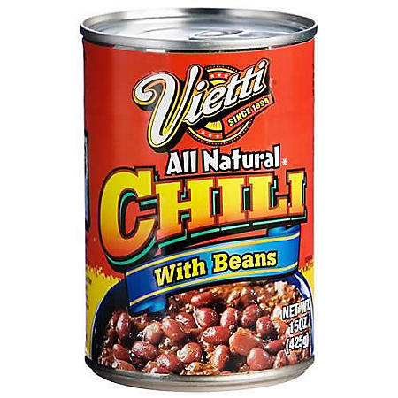 Vietti Chili with Beans (15 oz., 6 pk.)