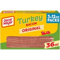 Oscar Mayer Turkey Bacon (36 oz., 3 pk.)