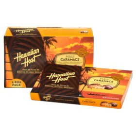 Hawaiian Host Maui Caramacs (6 oz., 6 ct.)