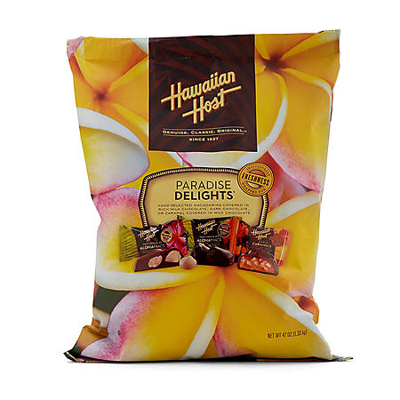 Hawaiian Host Paradise Delights (47oz)