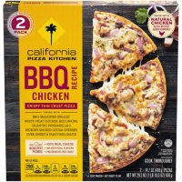 California Pizza Kitchen Crispy Thin Crust BBQ Chicken Recipe Frozen Pizza (2 pk.)