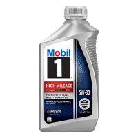 Deals on 6-Pk Mobil 1 5W-30 High Mileage Advanced Full Synthetic Motor Oil