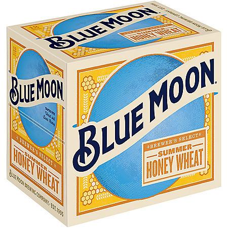 BLUE MOON 12 / 12 OZ BOTTLES