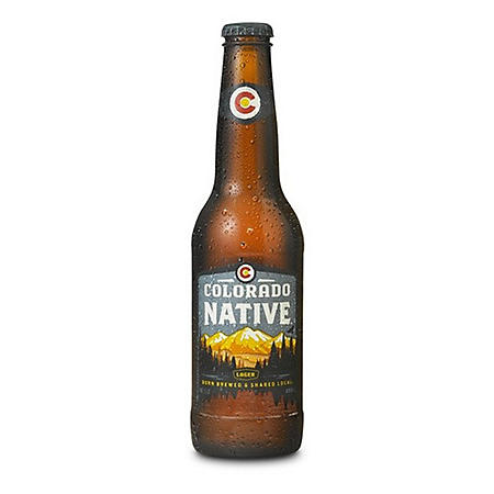 Colorado Native Amber Lager (12 fl. oz. bottle, 24 pk.)