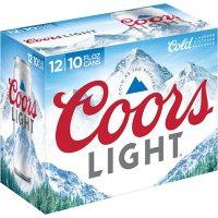 Coors Light Beer (10 fl. oz. can, 24 pk.)