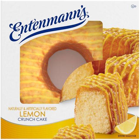 Entenmann's Lemon Crunch Cake (20 oz.)