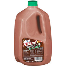 Hiland Skim Chocolate Milk (1 gal.)