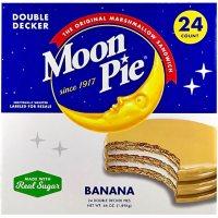 MoonPie Double Decker Banana (2.75 oz., 24 ct.)