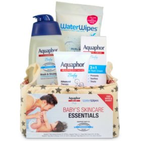 Aquaphor Baby Skincare Essentials Gift Set