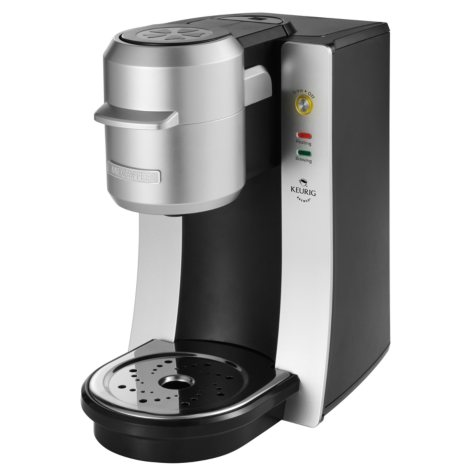 Mr. Coffee® Single Serve Coffeemaker with Keurig® Technology