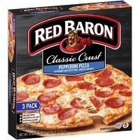 Red Baron Pepperoni Pizza with Classic Crust, Frozen (3 pk.)