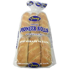 Franz Pioneer Rolls (12 ct.)
