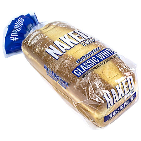 Naked Bread Classic White (22.5 oz.)