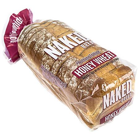 Naked Bread Honey Wheat (22.5 oz.)