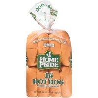 Home Pride Hot Dog Buns (24oz)