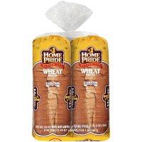Home Pride Butter Top Wheat Bread (20oz / 2pk)