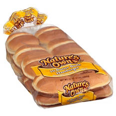 Nature's Own Hamburger Buns (16 ct.)