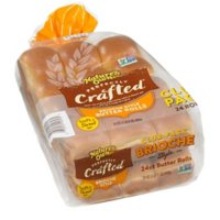 Nature's Own Perfectly Crafted Brioche-Style Butter Rolls (24 ct, 24 oz.)
