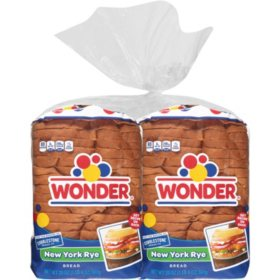 Wonder New York Rye Bread (16oz / 2pk)