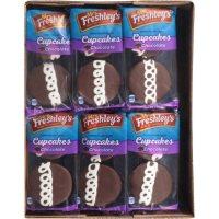 Mrs. Freshley's Chocolate Cupcakes (4oz / 12pk)