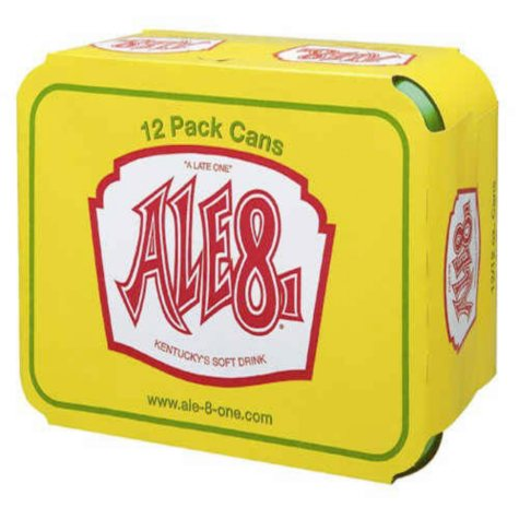 Ale 8 One - 4/ 6 pks. of 12 oz. cans