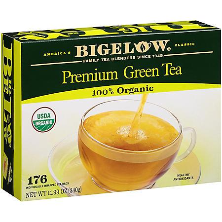 Bigelow Organic Green Tea (11.99 oz., 176 ct.)