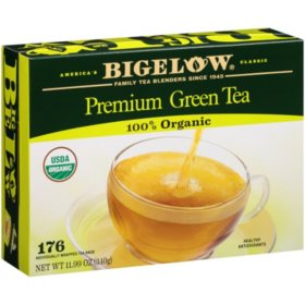 Bigelow Organic Green Tea (11.99 oz., 176 ct.)