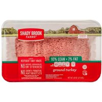 Shady Brook Farms 93% Lean Ground Turkey (5 lbs.)