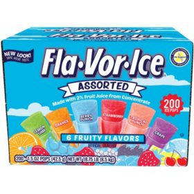Fla-Vor-Ice Giant Pops (1.5oz., 200pk.)