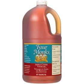 Four Monks Apple Cider Vinegar (1 gal.)