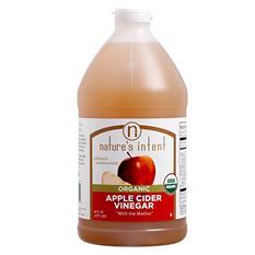 Nature's Intent Organic Apple Cider Vinegar (64 oz.)