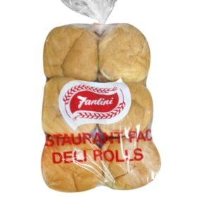 Fantini Bakery Bulkie Rolls (24 oz., 12 ct.)