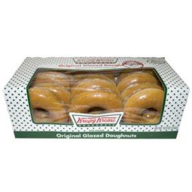 Krispy Kreme Doughnuts Original Glazed (12pk)