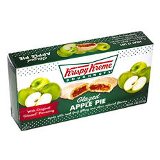 Krispy Kreme Glazed Apple Pie (48 oz., 12 ct.)