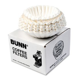 BUNN 12-Cup Comercial Coffee Filters - 12 each/250 ct.