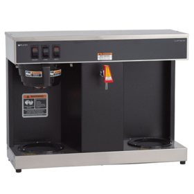 BUNN VLPF 12-Cup Commercial Automatic Coffee Brewer with 2 Warmers