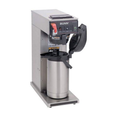 Bunn CWTF35-APS Single Airpot Coffee Brewer