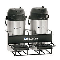 BUNN Universal Coffee Airpot Rack (Side/Side)