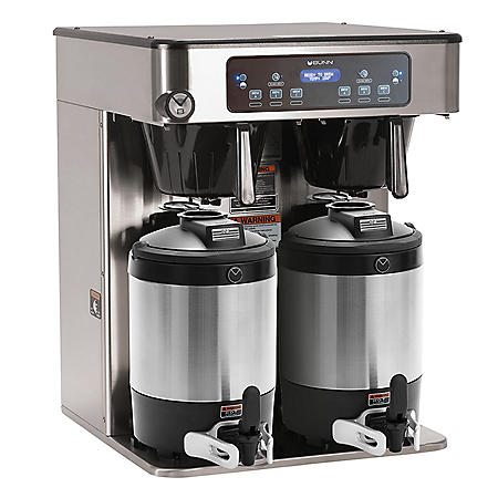 Bunn ICB Infusion Series Twin Coffee Brewer, 120/240V SST