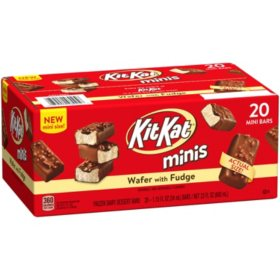 Kit Kat Minis Frozen Dessert Bars (20 ct.)