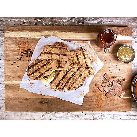Super Flat Chicken Breast Fillets - 10 lb. box