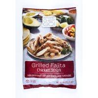Frozen Grilled Chicken Fajita Strips RCG (3 lbs.)
