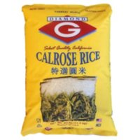 Diamond G Calrose Rice (25 lbs.)