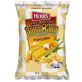 Herr's Fire Roasted Sweet Corn Popcorn (11 oz.)