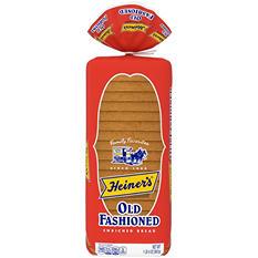 Heiner's Old Fashioned Enriched Bread (20 oz., 2 ct.)