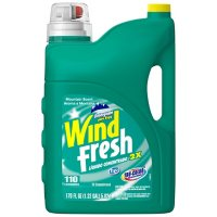 WindFresh Liquid Laundry Detergent, Mountain Breeze Scent (170 oz., 110 Lds.)